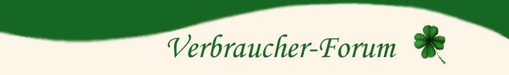 Versicherungsvergleich auf www.verbraucherforum-info.de